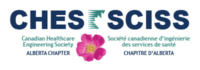 Canadian Health Care Engineering Society Alberta Chapter Logo